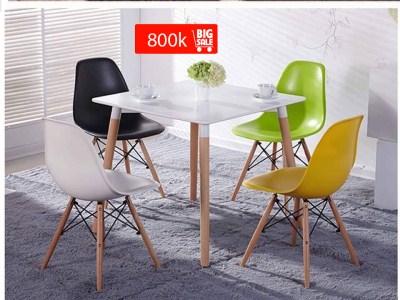 Giá thành của một chiếc ghế cafe vừa rẻ lại vừa đẹp là bao nhiêu?